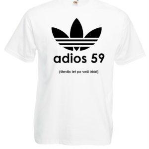 Moška majica – Adios 59