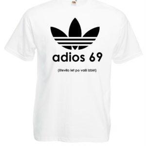 Moška majica – Adios 69