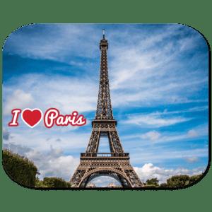 Podloga za miško – I love Paris