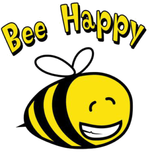 Skodelica – Bee happy
