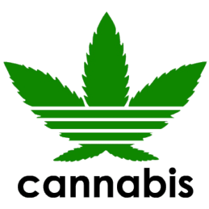 Skodelica – Cannabis Adidas