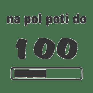 Skodelica – Na pol poti do 100