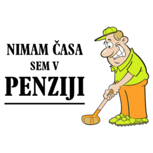 Skodelica – Nimam časa sem v penziji