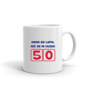 Skodelica – 50 Imam se lepo
