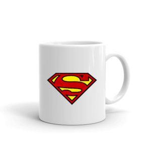 Skodelica – Superman