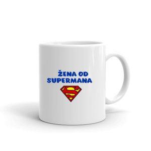Skodelica – Žena od Supermana