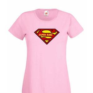 Ženska majica – Super babi