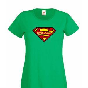 Ženska majica – Super mami