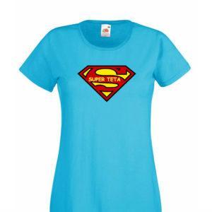 Ženska majica – Super teta