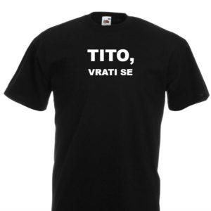 Moška majica – Tito vrati se