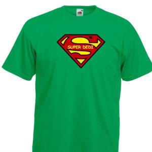 Moška majica – Super dedi