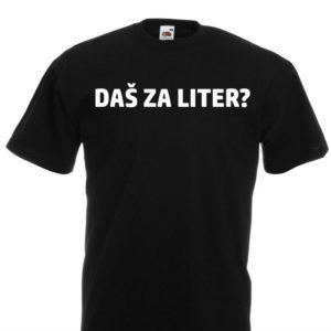 Moška majica – Daš za liter