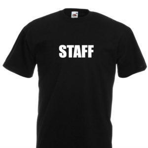 Moška majica – Staff