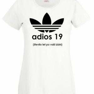 Ženska majica – Adios 19