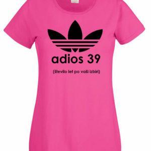 Ženska majica – Adios 39
