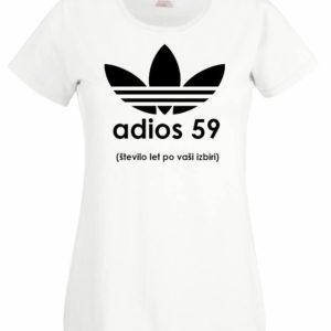 Ženska majica – Adios 59