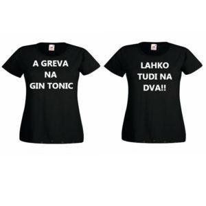Majici za par – A greva na gin tonic