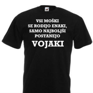 Moška majica – Vsi moški – Vojaki
