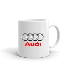 Skodelica – Audi Logo