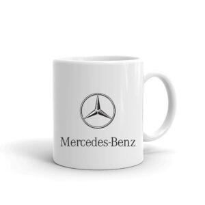 Skodelica – Mercedes Benz Logo