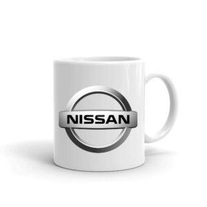 Skodelica – Nissan Logo