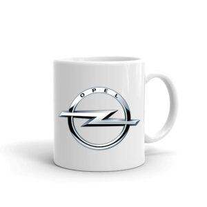 Skodelica – Opel Logo