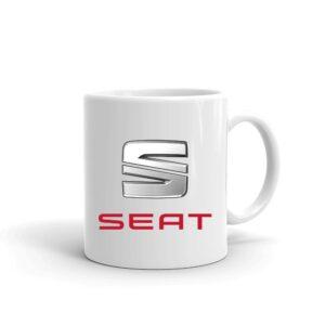 Skodelica – Seat Logo