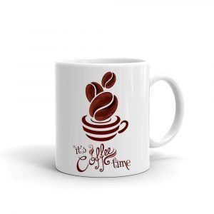 Skodelica – Its coffee time